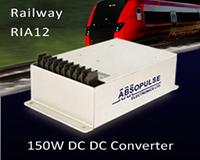 RWR-155-P59 encapsulated dc-dc converter railway RIA12