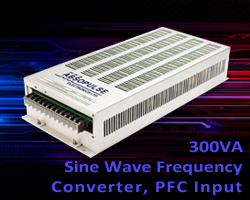 300 industrial ac-ac frequency converter pfc input