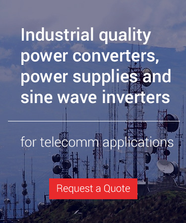 Industrial quality power converters - Request a Quote