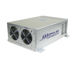 The HVI 3K5-3U4 ac/dc power supply is designed for applications that require 3-phase, high voltage ac-inputs.