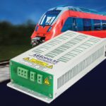 100W, 900Vdc high input voltage railway DC-DC converters for trams, metros, light rail vehicles, mining locomotives and heavy-duty industrial applications