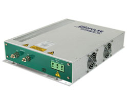 2000W High input voltage (800Vdc), compact, lightweight, DC-DC converters offer wide input voltage range (700Vdc to 900Vdc)