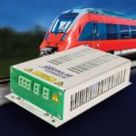 50W high input voltage (750Vdc) railway DC-DC converter employs the latest silicon carbide (SiC) semiconductor technology to deliver high conversion efficiency, high power density and high reliability