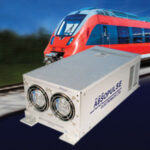AC-DC redundant power supply with active PFC provides a rugged, reliable 3kW solution for railway applications