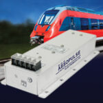 Railway DC-DC converters with RIA12 input range offer protection of traction and rolling stock equipment from transients and surges in DC control systems (P200L chassis)