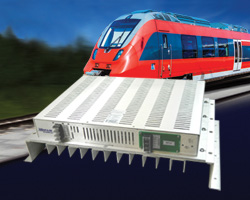 1000VA Convection cooled railway DC-AC inverters for electrical equipment installed on railway rolling stock.